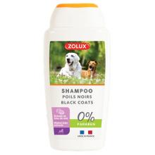 ZOLUX Shampoo for black hair for dogs Шампунь для черной шести