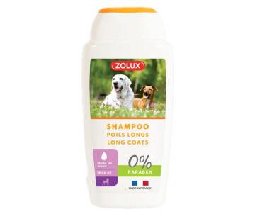 ZOLUX Shampoo for Dogs with Long Hair Шампунь для длинной шерсти