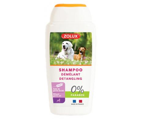 ZOLUX Detangling Shampoo for Dogs Шампунь для легкого расчесывания