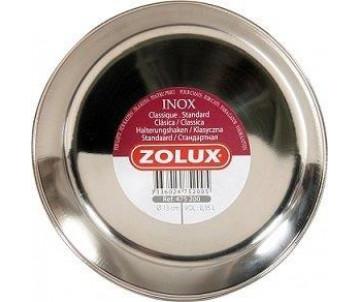 ZOLUX Миска Inox для животных
