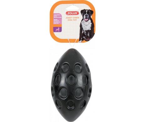 ZOLUX TPR BUBBLE Игрушка для собак овальная черная
