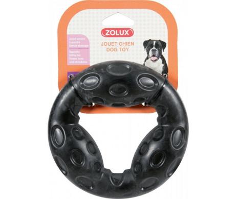 ZOLUX TPR BUBBLE Игрушка для собак круг черная