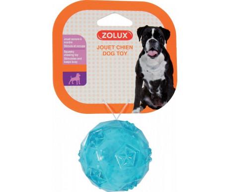 ZOLUX TPR POP S игрушка для собак шар