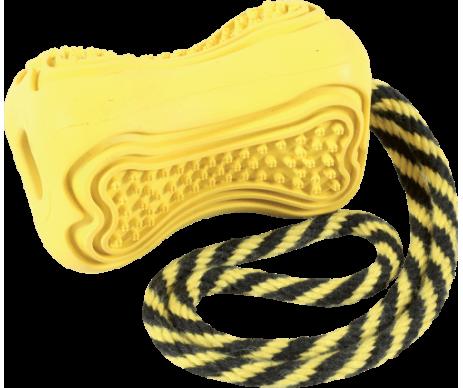 ZOLUX TITAN Резиновая игрушка для собак со шнуром