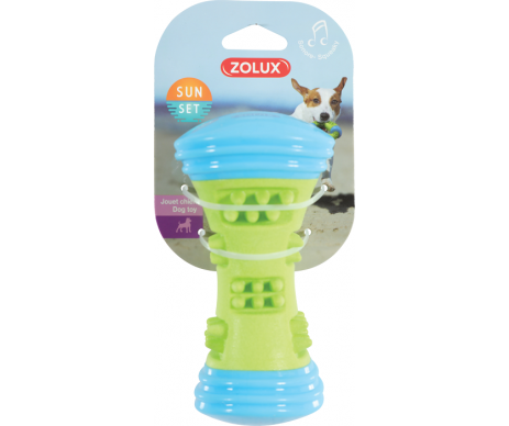 ZOLUX TPR SUNSET Игрушка для собак