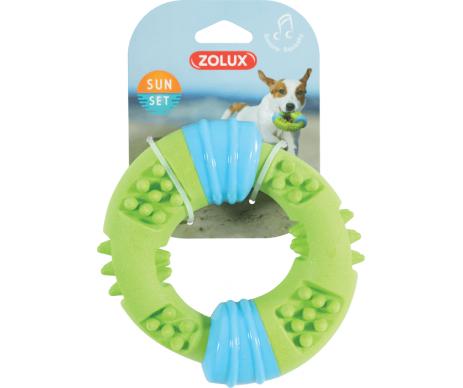 ZOLUX TPR SUNSET Игрушка круглая для собак