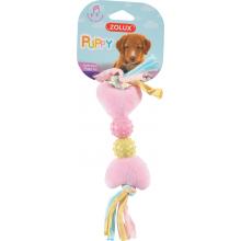 ZOLUX Кость, со звуком, плюшевая игрушка для щенков