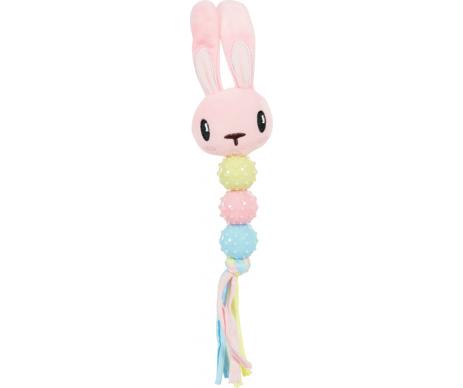 ZOLUX Погремушки, со звуком, плюшевая игрушка для щенков