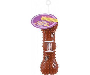 ZOLUX Игрушка регби-кость для собак