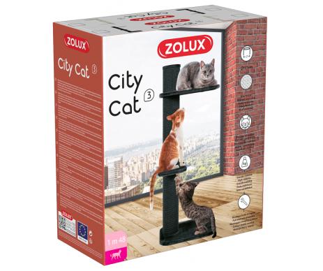 ZOLUX CITY CAT 3 Когтеточка для котов