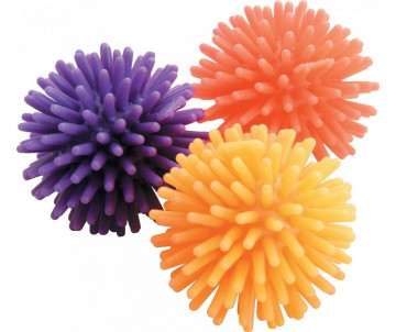 ZOLUX Игрушка для кота - набор 3 шарика-ежика