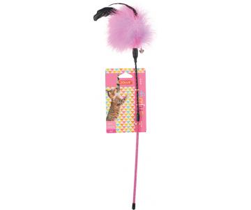 ZOLUX Игрушка для кота удочка с перьями