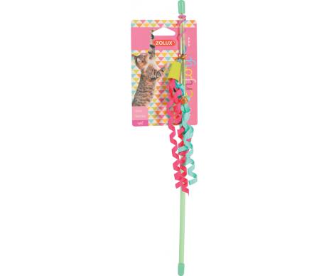 ZOLUX Игрушка для кота удочка с лентой