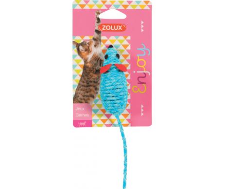 ZOLUX Игрушка для кошек гибкая мышь