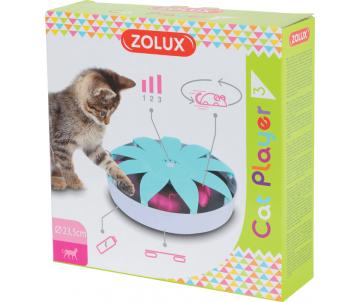 ZOLUX Cat Player 3 Интерактивная игрушка для кошек