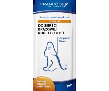 FRANCODEX PL Шампунь для собак коричневых окрасов