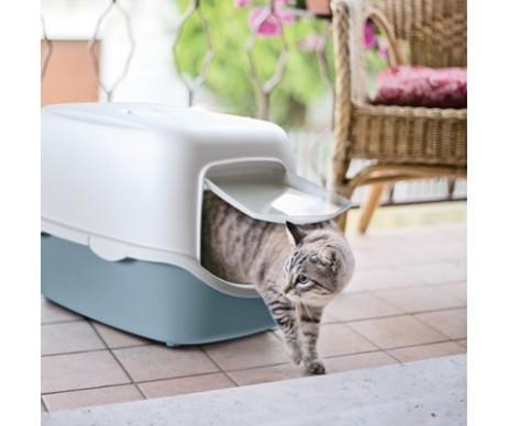 ZOLUX Cathy закрытый туалет для кошек с фильтром