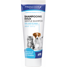 FRANCODEX Мягкий шампунь для котят и щенков