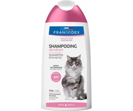 FRANCODEX Шампунь 2в1 для кошек