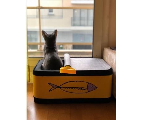 Zolux SARDYNKI Домик-лежак для котов